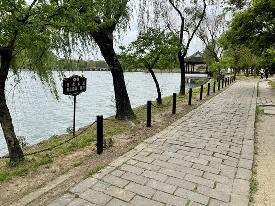 石湖景区上方山植物园提前部署渔庄等水域暑期安全防范工作,by:nzcms